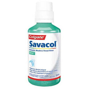 Colgate Savacol Original 300ml Mouth Rinse
