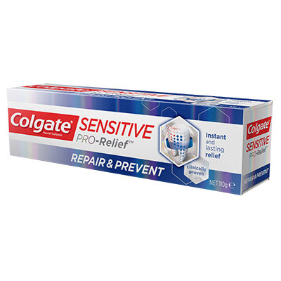 Colgate Sensitive Pro Relief Repair and Prevent Toothpaste 110gm