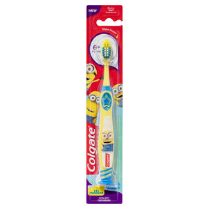 Colgate Smiles 6+ years Minions Toothbrush