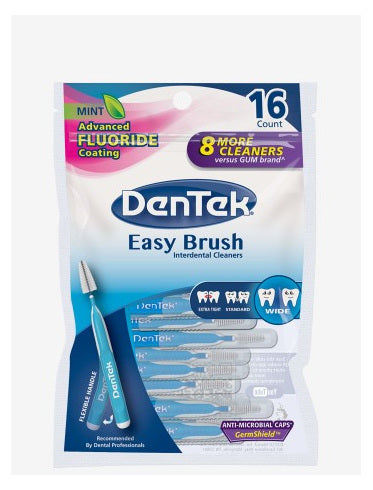 DenTek Easy Brush Wide