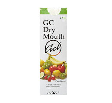 GC Dry Mouth Gel    Fruit Salad