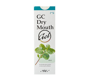 GC Dry Mouth Gel Mint