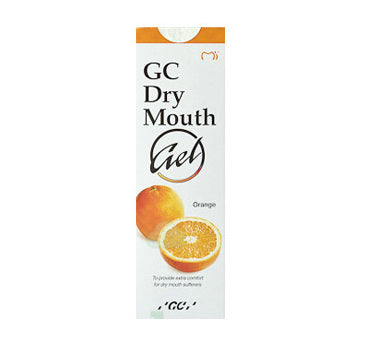 GC Dry Mouth Gel Orange