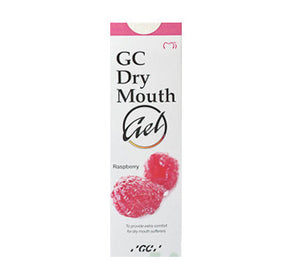 GC Dry Mouth Gel Raspberry
