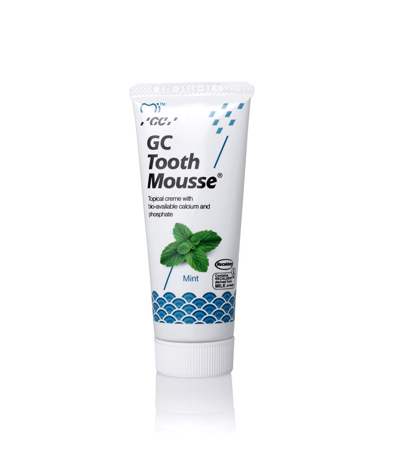 GC Tooth Mousse Mint 40gm