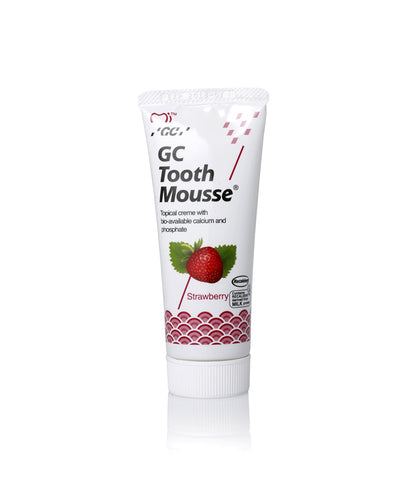 GC Tooth Mousse Strawberry 40gm