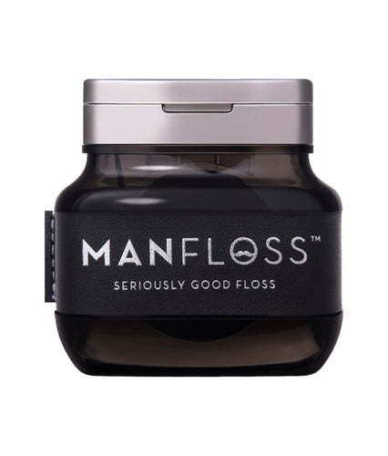 MANFLOSS Seriously Good Floss with Dispenser