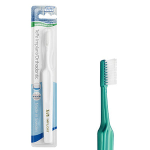 Tepe Implant and Orthodontic Toothbrush