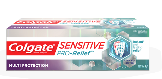 Colgate Sensitive Pro-Relief  Multi Protect Toothpaste 110gm