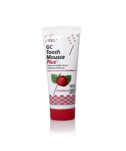 Tooth Mousse PLUS with Fluoride Strawberry 40gm