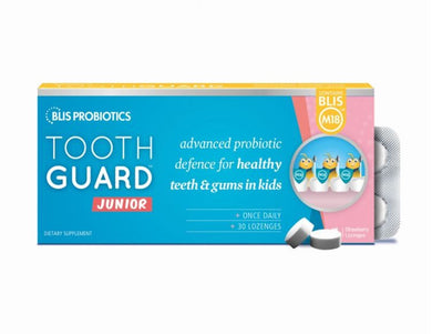 ToothGuard Junior with BLIS M18
