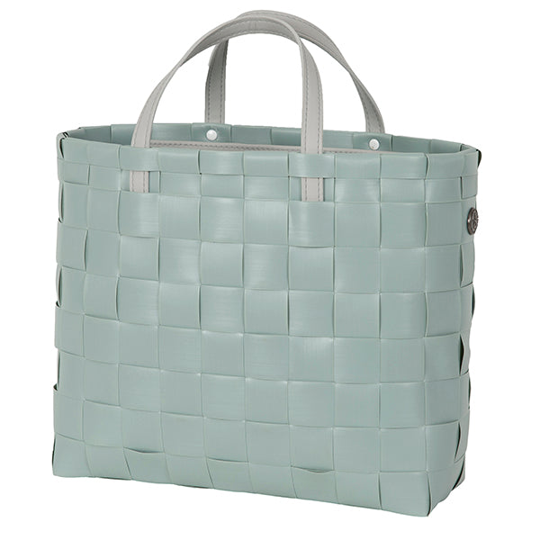 Greyish Green Shopper