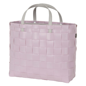 Soft Lilac Recycled Plastic Bag