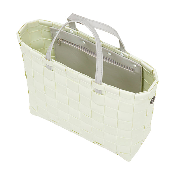 Mint Green Petite Recycled Plastic Shopper