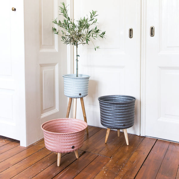 Handed By Planters Made From Recycled Plastic