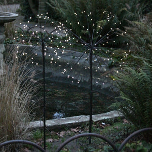 Small & Large Dandelion Solar Lights