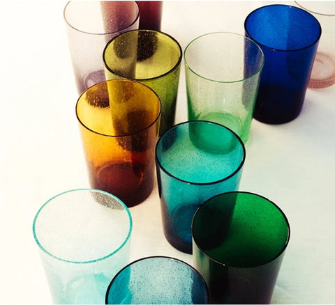 Recycled Glass Tumblers