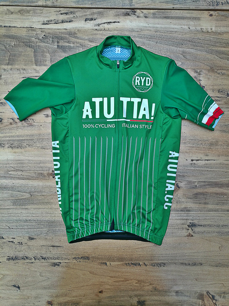 aTUTTA! Performance Jersey Green