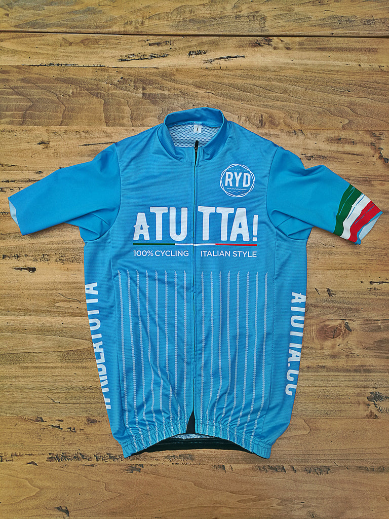 aTUTTA! Performance Jersey Blue