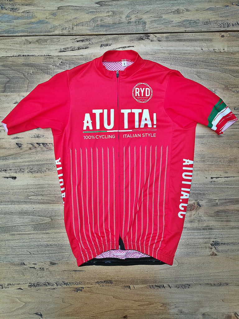 aTUTTA! Performance Jersey Red