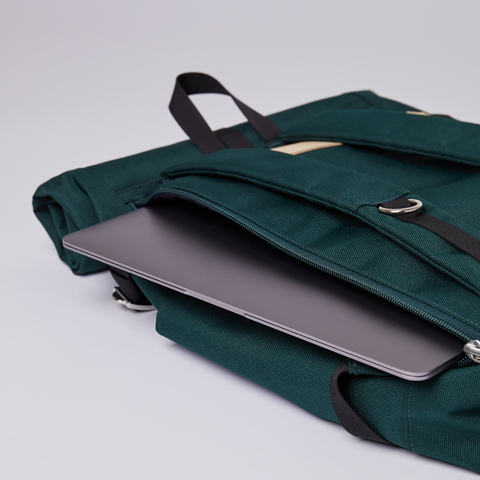 Thumbnail for ILON - Rolltop Rucksack aus EcoMade Polyester