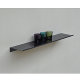 Z SHELF I - Minimalistisches Regal in Z-Form___Color---Schwarz