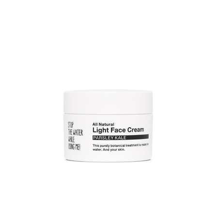 ALL NATURAL LIGHT FACE CREAM - leichte Gesichtscreme