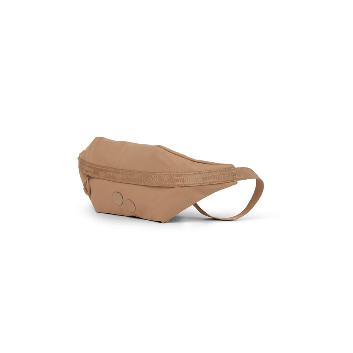 BRIK - Hip Bag aus recyceltem Plastik___Color---Camel