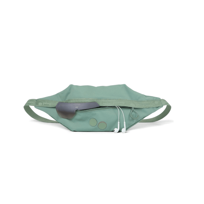BRIK - Hip Bag aus recyceltem Plastik___Color---Grün