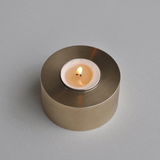 CANDLE HOLDER - 3 in 1 Kerzenständer___Material---Messing
