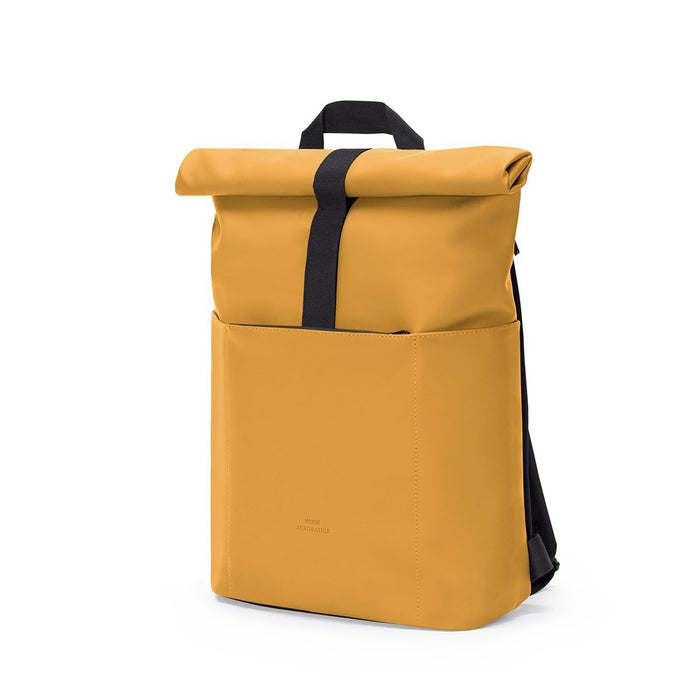 HAJO MINI LOTUS - Rolltop Rucksack mit Lotuseffekt___Color---Honey Mustard