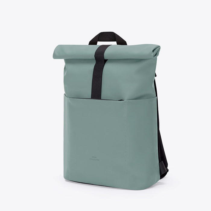 HAJO MINI LOTUS - Rolltop Rucksack mit Lotuseffekt___Color---Mint
