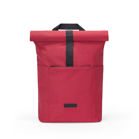 HAJO MINI STEALTH - Rolltop Rucksack aus recyceltem Polyester