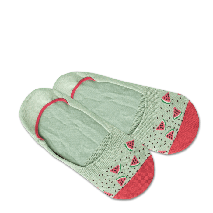 HIDDEN WATERMELON - Socken aus Bio-Baumwolle
