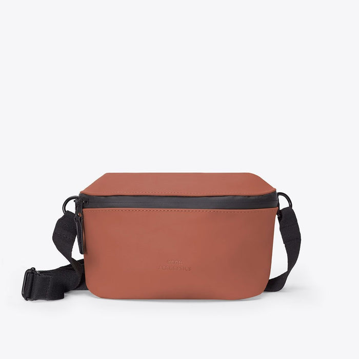 JONA LOTUS - Crossbody Bag mit Lotuseffekt___Color---Rost