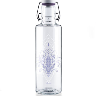 JUST BREATHE - 0,6l Glasflasche