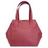 LOVIS - veganer Shopper Vegan___Color---Bordeaux