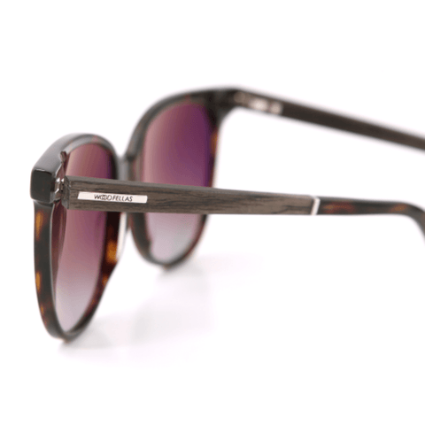 Thumbnail for MOYLAND - Sonnenbrille - black oak/havana