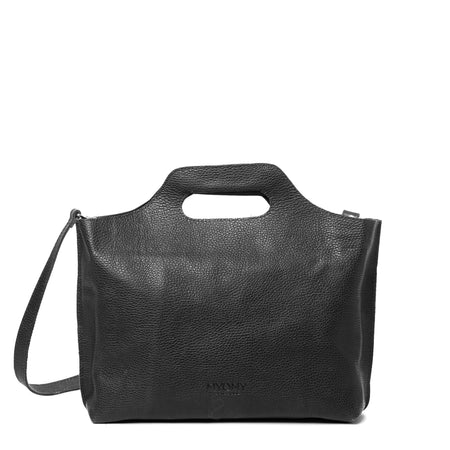 MY CARRY BAG - Handtasche aus Leder