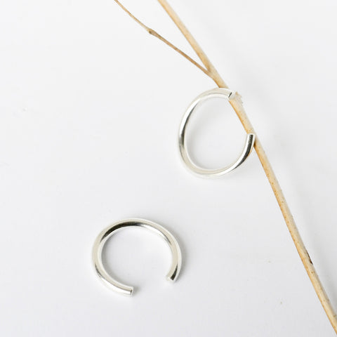 Thumbnail for OPEN STACKING - Ring aus recyceltem Silber
