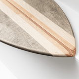 SHORTY - Balance Board mit spitzer Front___Material---Holz___Color---Pualani