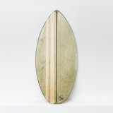 SHORTY - Balance Board mit spitzer Front___Material---Holz___Color---Mundaka