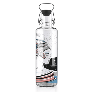 SPIRIT OF NATURE - 1l Trinkflasche aus Glas