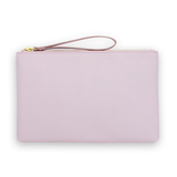 TELIA - vegane Clutch___Color---Mauve / Rose