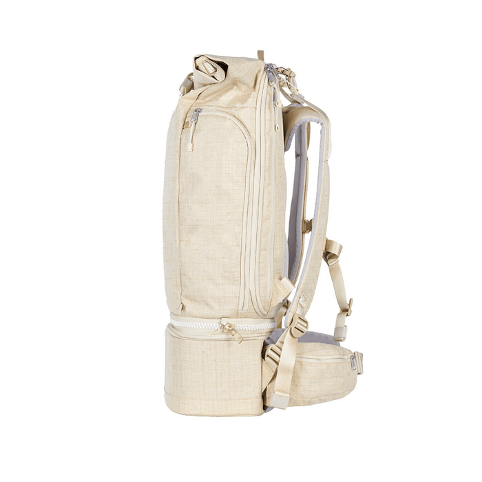 TRAVEL BACKPACK - 3 in 1 Reiserucksack___Color---Sand