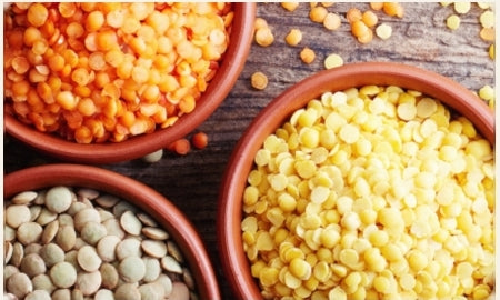 Dal & pulses Upto 20% Offer