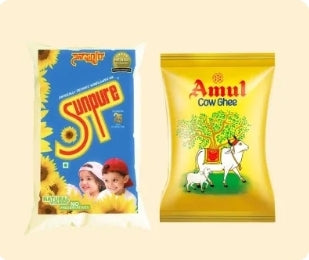 Cooking oil Upto 25% Offer