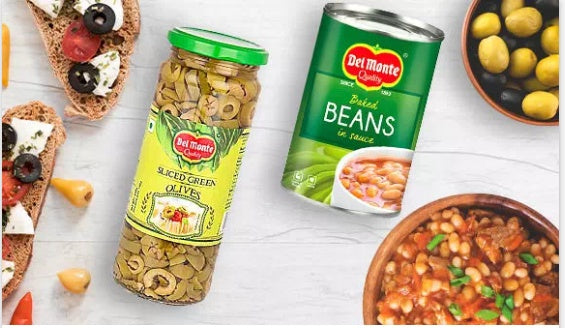 Olives&Canned Food Upto 10% Discount