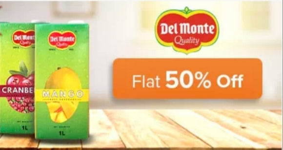 Delmonte Intoductory Offers