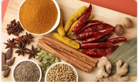Whole Spices& Mixes